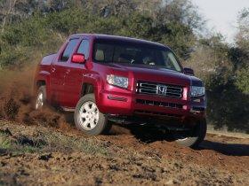 Ver foto 2 de Honda Ridgeline 2006