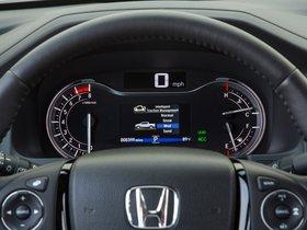 Ver foto 29 de Honda Ridgeline 2016