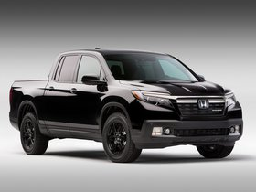 Ver foto 1 de Honda Ridgeline Black Edition 2016