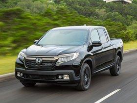 Ver foto 23 de Honda Ridgeline Black Edition 2016