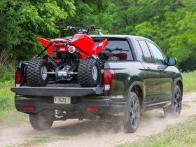 Ver foto 19 de Honda Ridgeline Black Edition 2016