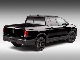 Ver foto 18 de Honda Ridgeline Black Edition 2016