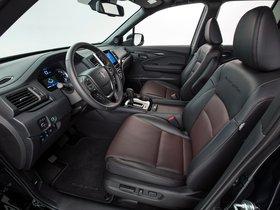 Ver foto 9 de Honda Ridgeline Black Edition 2016
