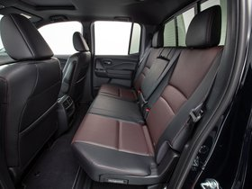 Ver foto 8 de Honda Ridgeline Black Edition 2016