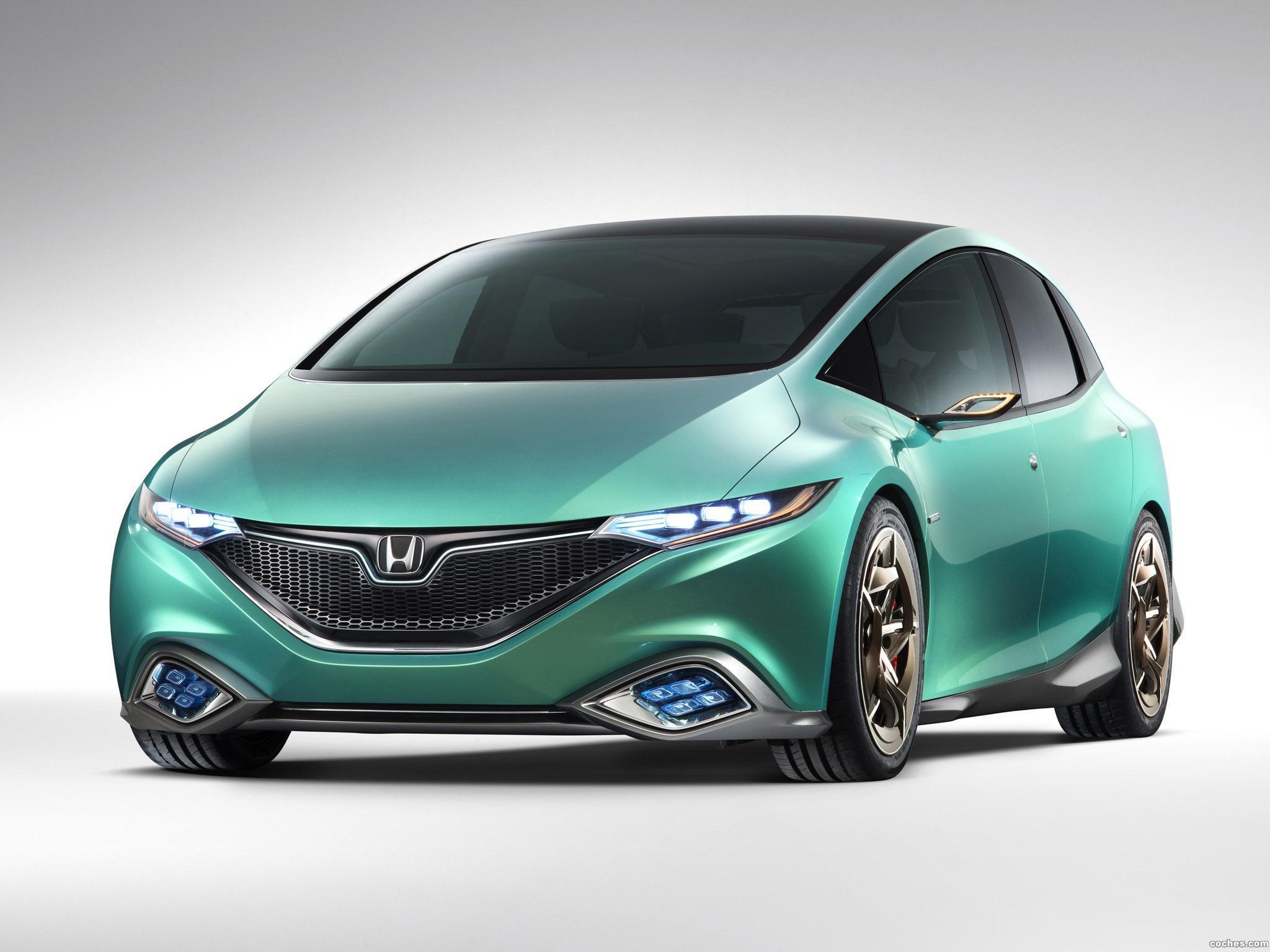 Foto 0 de Honda S Concept 2012