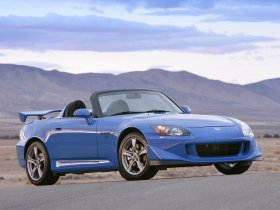 Fotos de Honda S2000 CR Prototype 2009