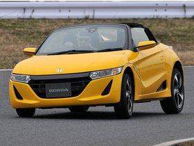 Fotos de Honda S660
