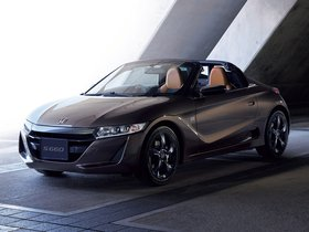Ver foto 1 de Honda S660 Bruno Leather Edition 2017