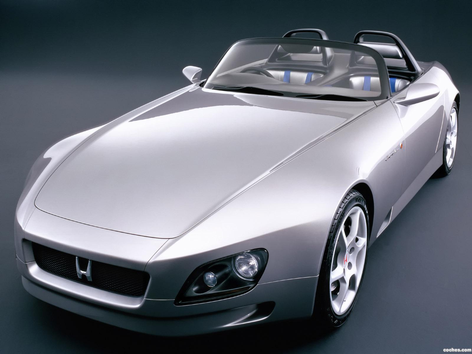 Foto 0 de Honda SSM Concept 1995