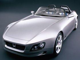 Ver foto 1 de Honda SSM Concept 1995