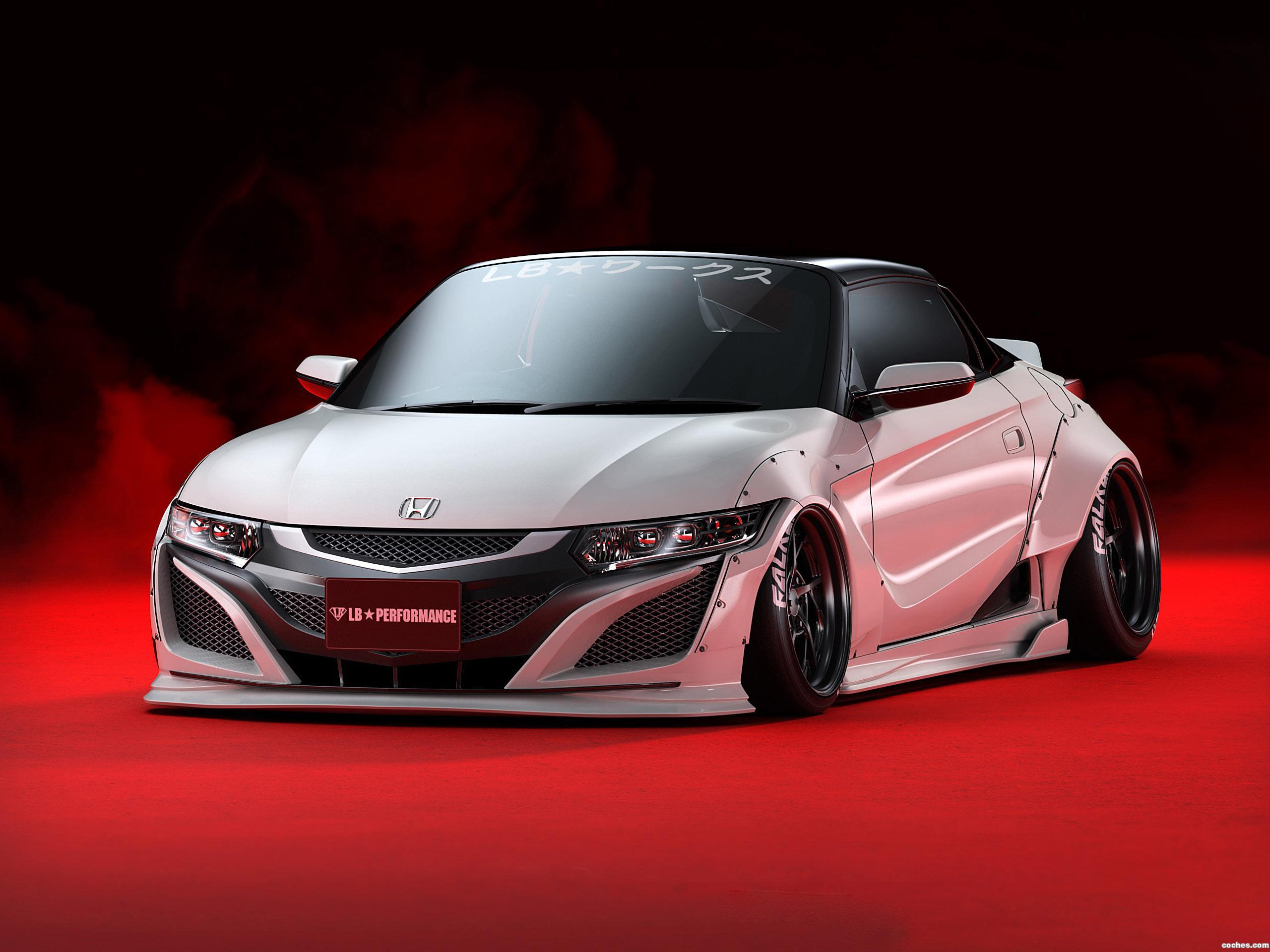 Foto 0 de Honda 660R SSX by Liberty Walk 2017