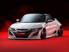 Ver foto 1 de Honda 660R SSX by Liberty Walk 2017