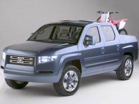 Ver foto 9 de Honda SUT Concept 2004