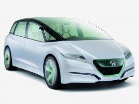 Fotos de Honda Skydeck Concept 2009