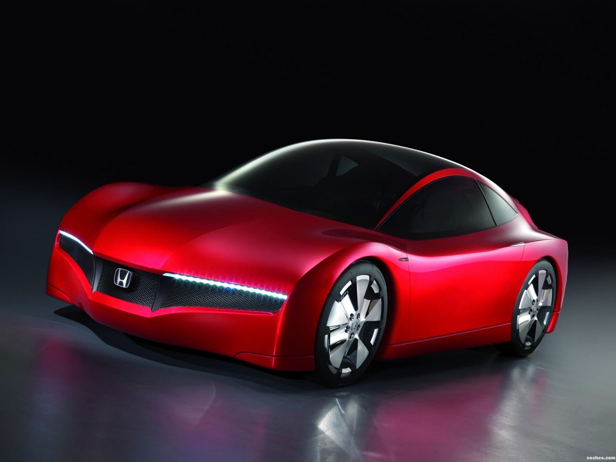 Foto 0 de Honda Small Hybrid Sport Concept 2007