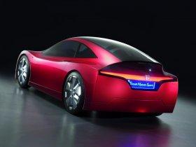 Ver foto 3 de Honda Small Hybrid Sport Concept 2007