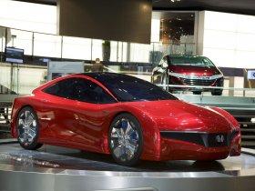 Ver foto 2 de Honda Small Hybrid Sport Concept 2007