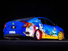 Ver foto 3 de Honda Sonic Civic Sedan 2016