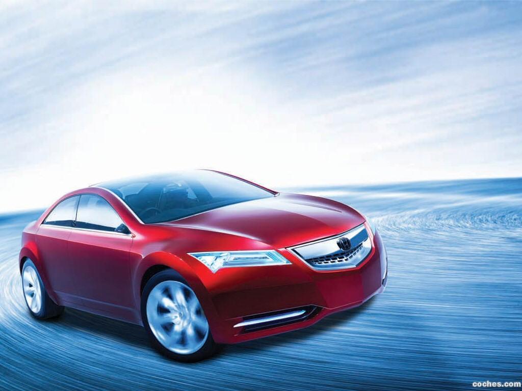 Foto 0 de Honda Sports 4 Concept 2005