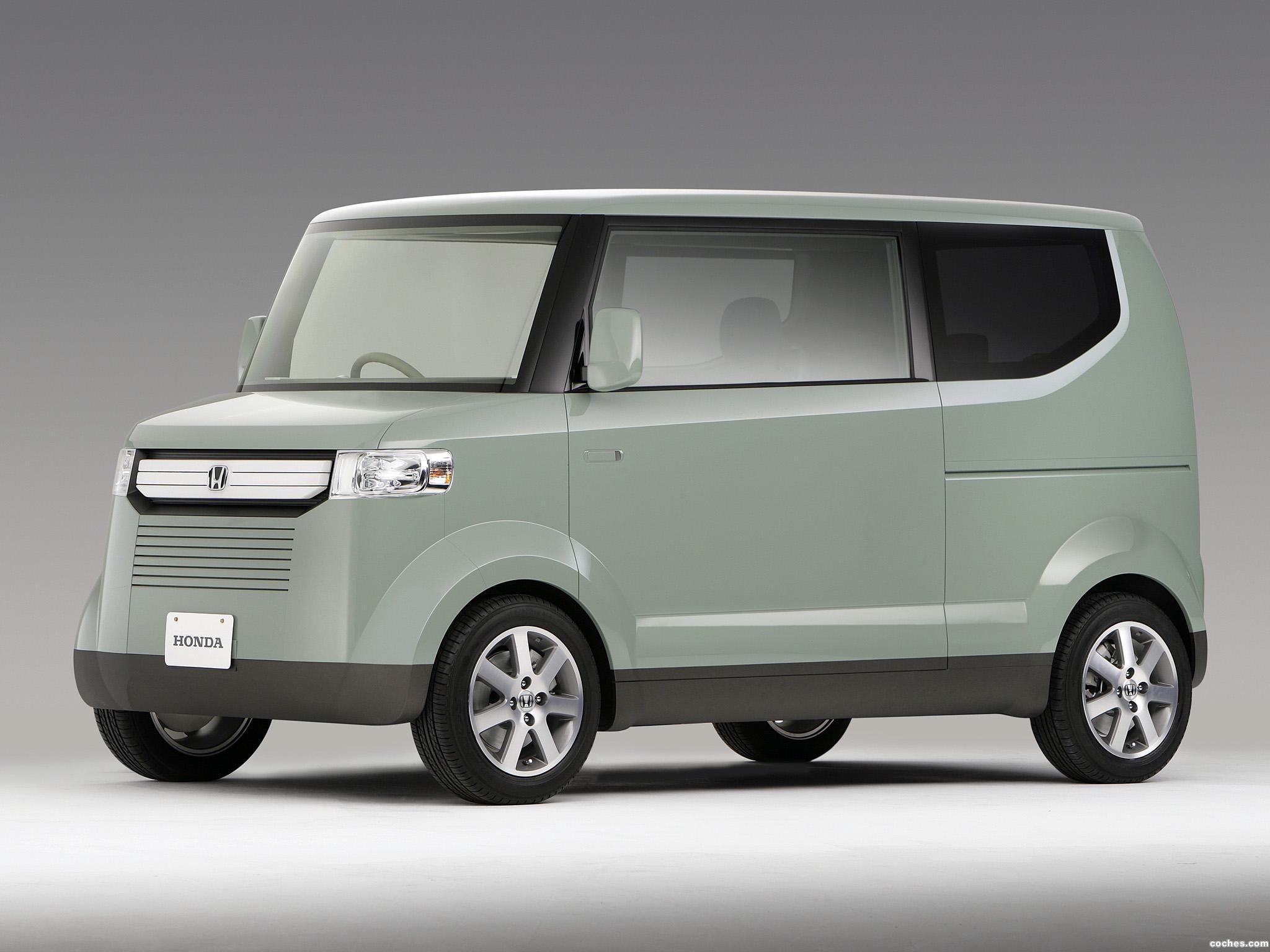 Foto 0 de Honda Step Bus Concept 2006