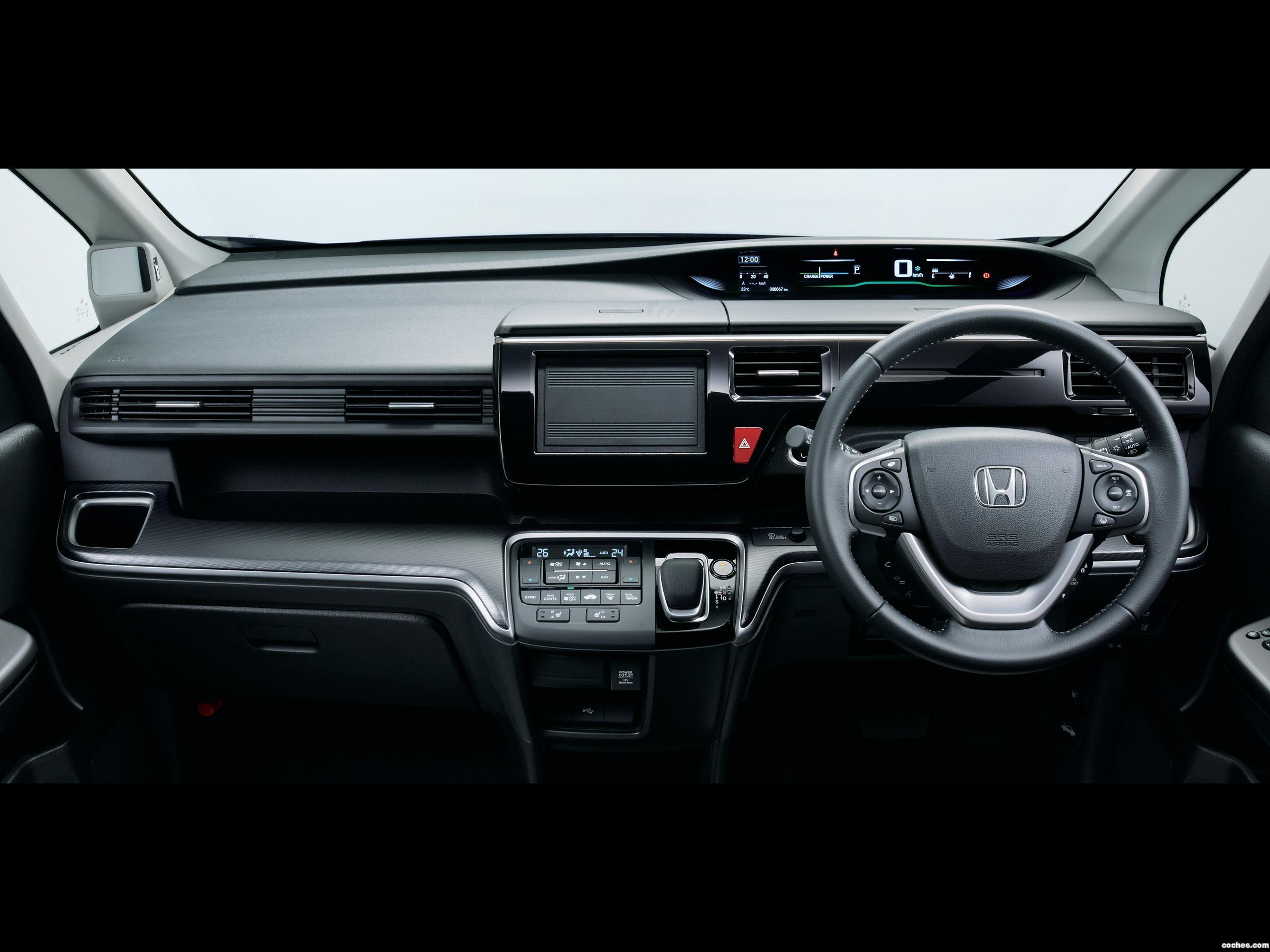 Foto 11 de Honda Stepwagon Spada Hybrid 2017