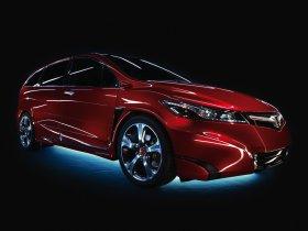Ver foto 2 de Honda Stream Hyper Sports Concept 2007