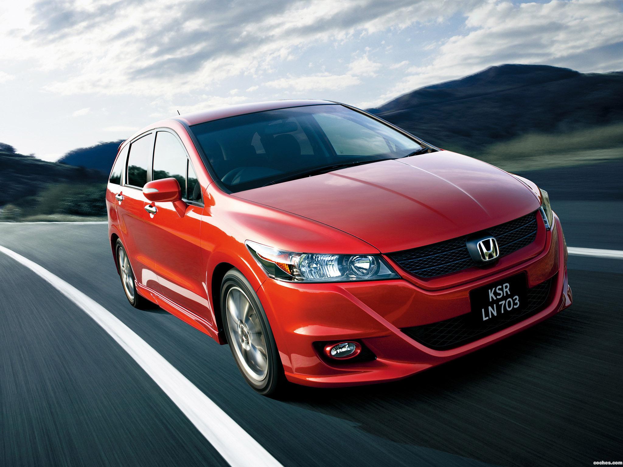 Foto 0 de Honda Stream RST 2009