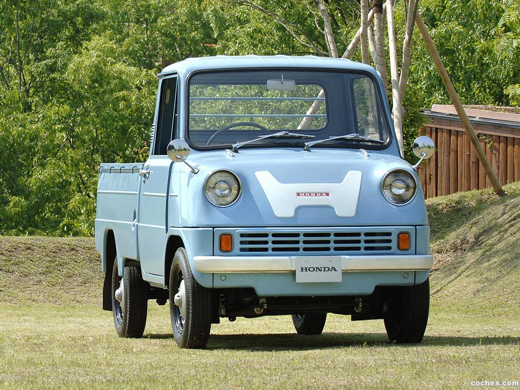 Foto 0 de Honda T360 1963
