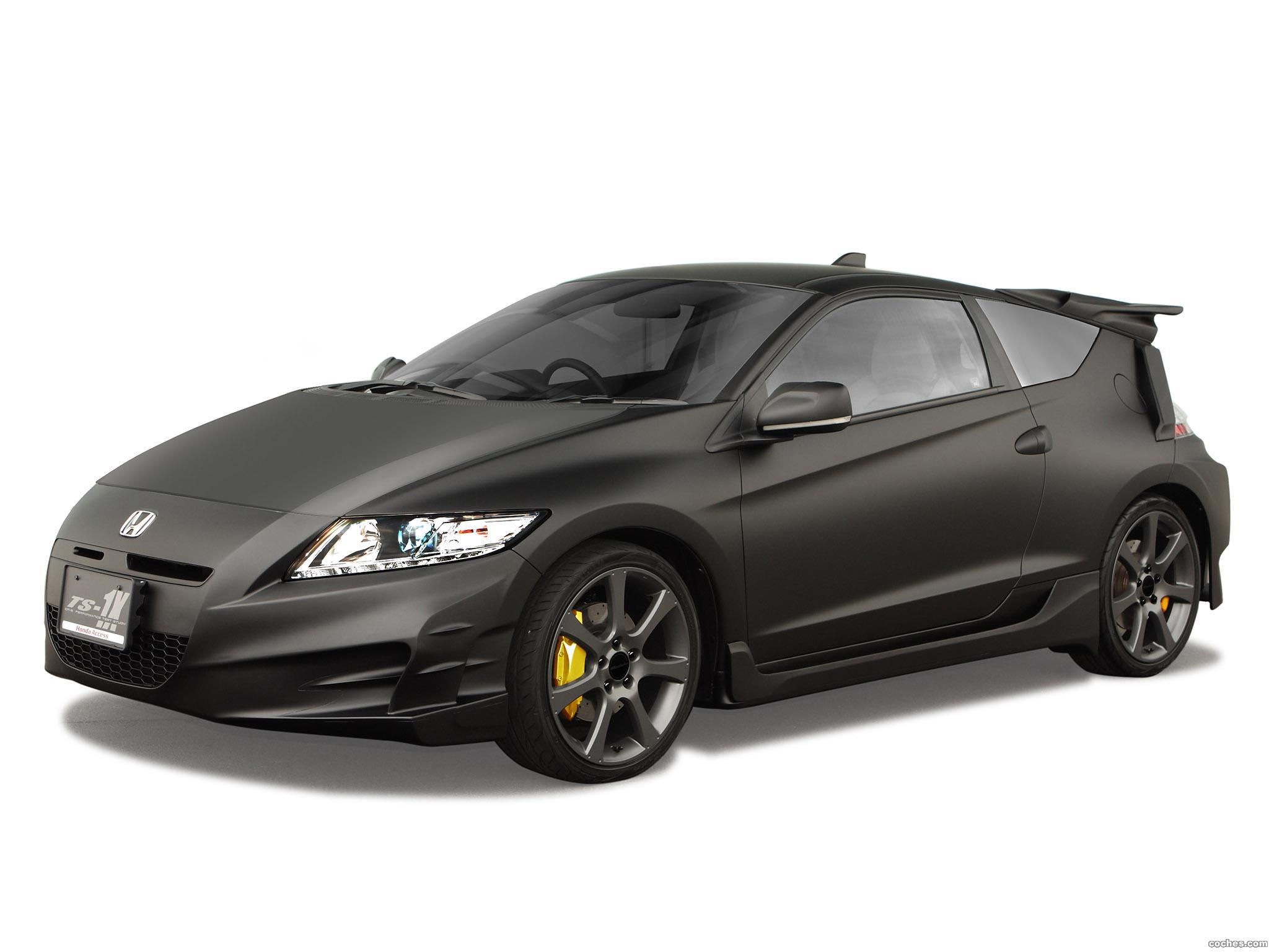 Foto 0 de Honda TS-1X Concept 2011