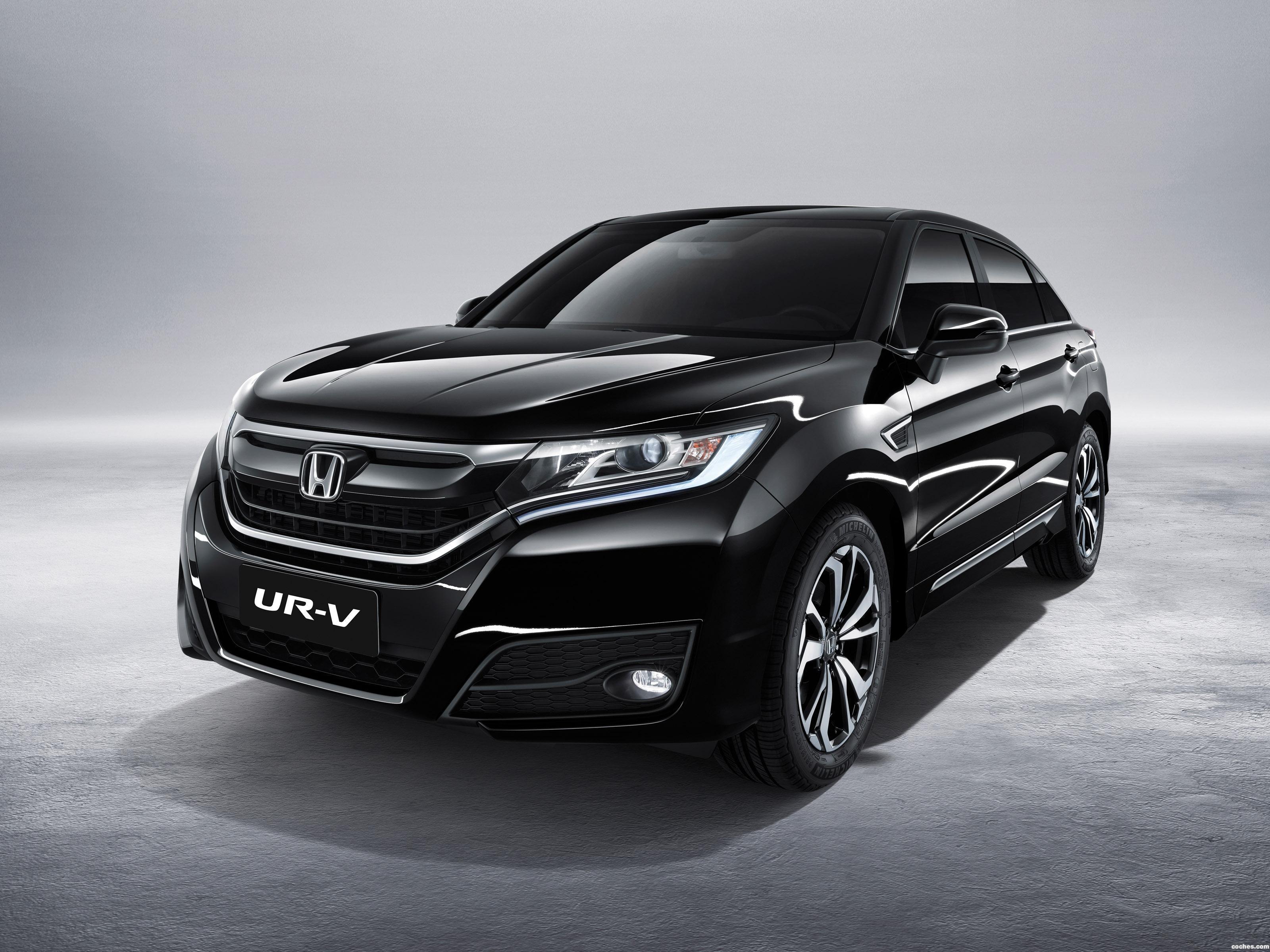 Foto 4 de Honda UR-V 2017
