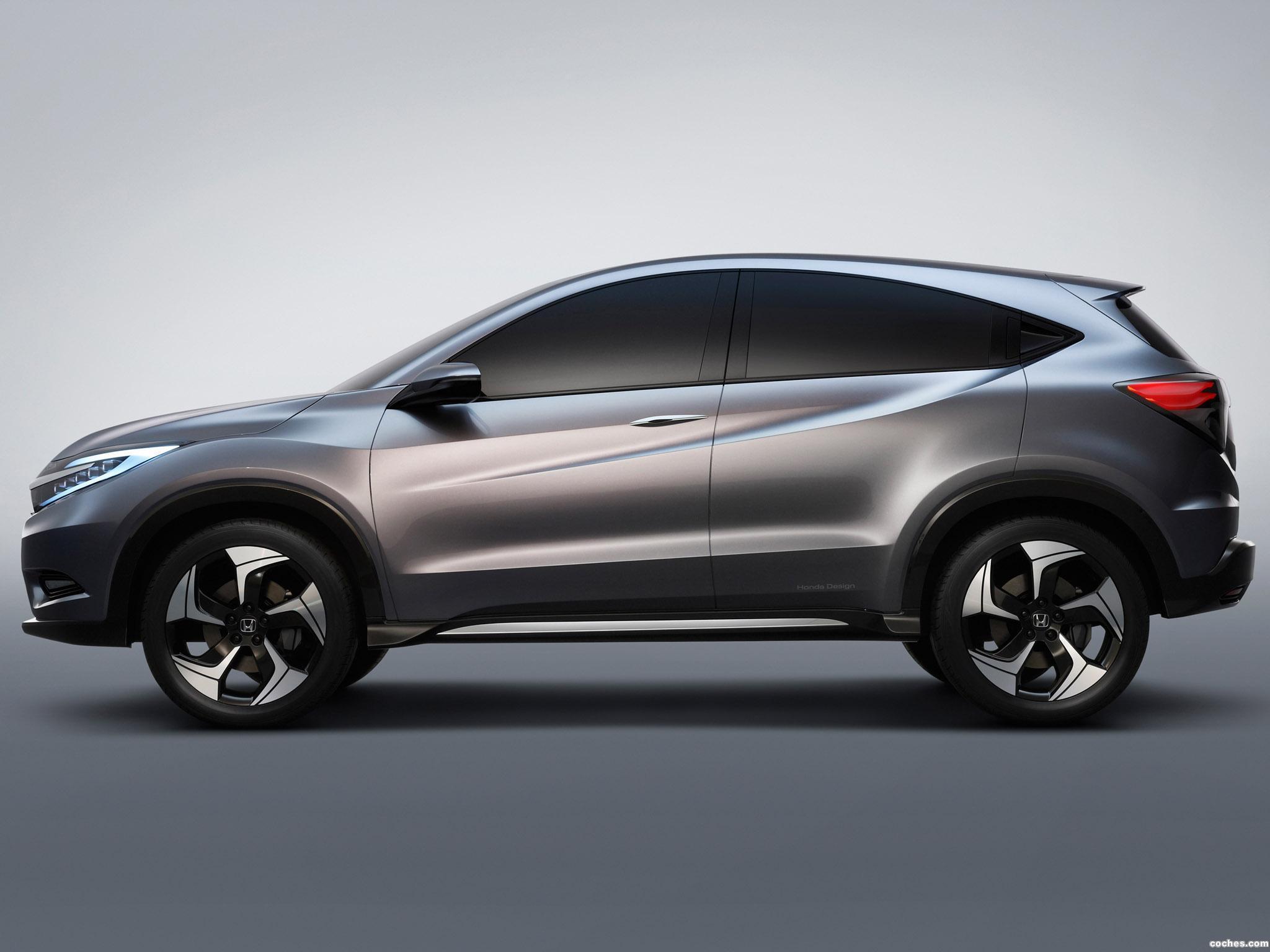 Foto 3 de Honda Urban SUV Concept 2013