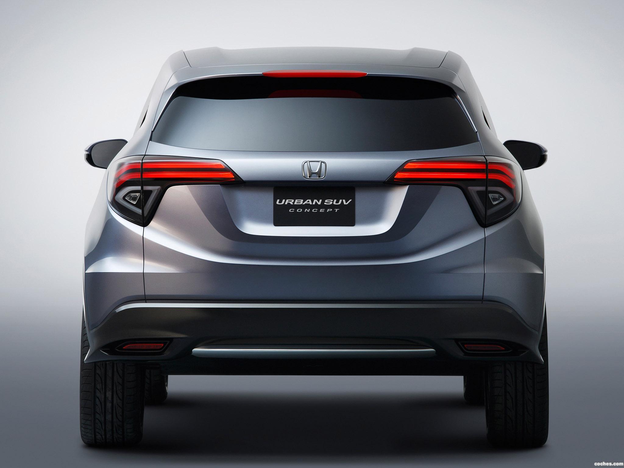 Foto 1 de Honda Urban SUV Concept 2013
