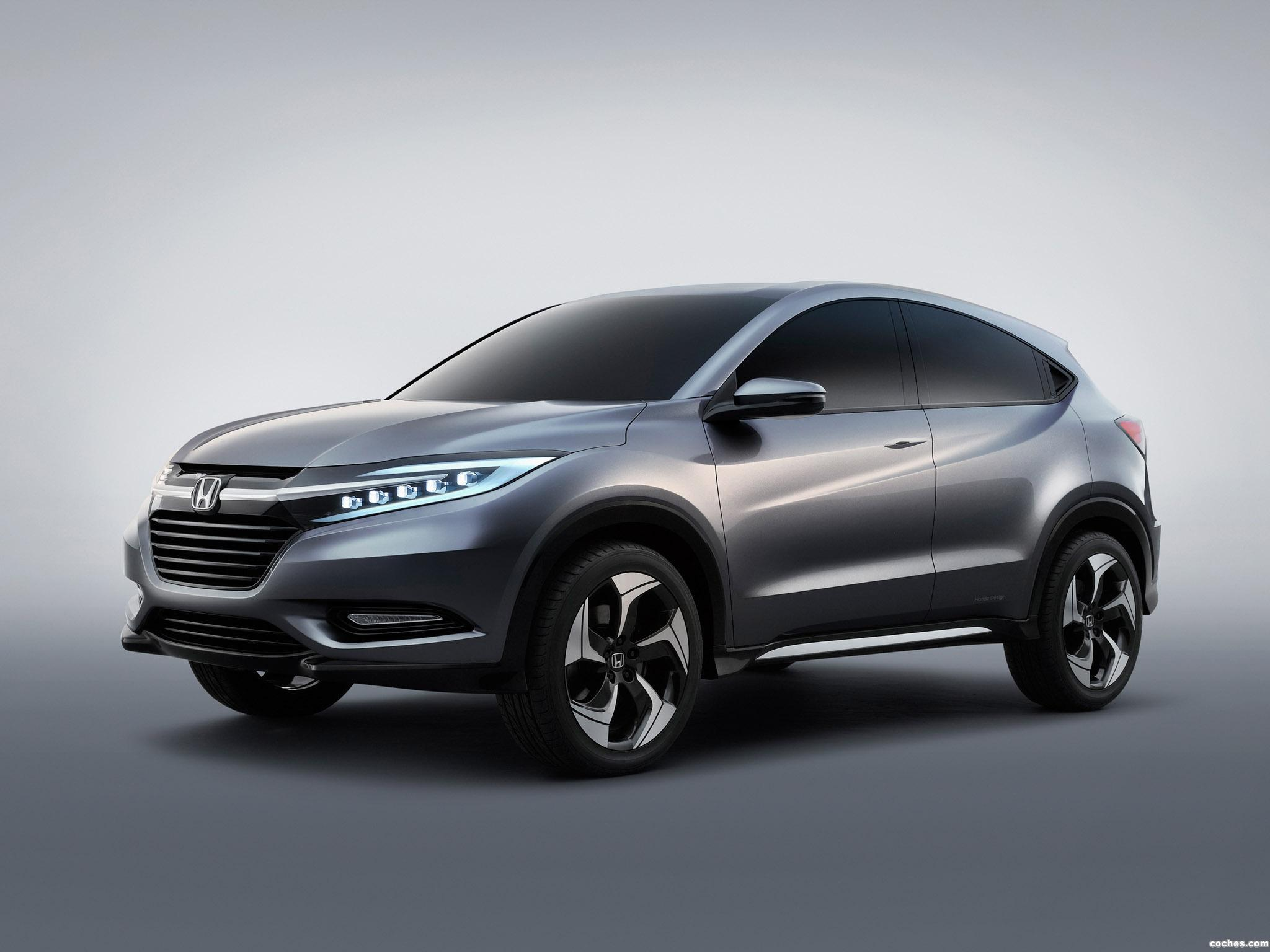Foto 0 de Honda Urban SUV Concept 2013
