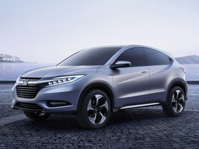 Ver foto 6 de Honda Urban SUV Concept 2013