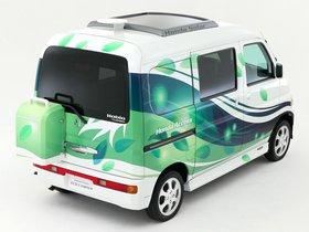 Ver foto 2 de Honda Vamos Hobio Solar Eco Camper Concept HJ2 2013