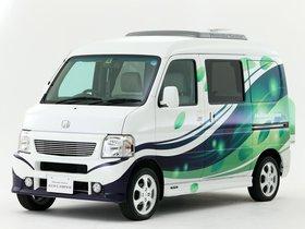 Ver foto 1 de Honda Vamos Hobio Solar Eco Camper Concept HJ2 2013