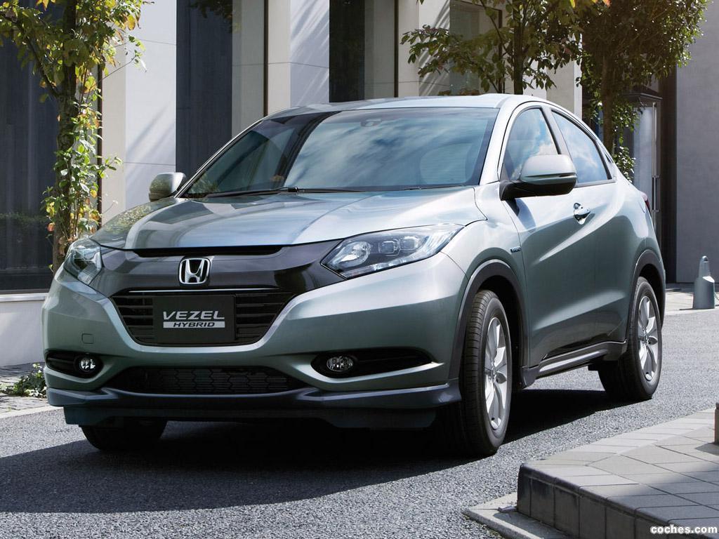 Foto 0 de Honda Vezel Hybrid 2013