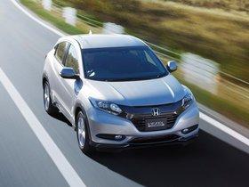 Ver foto 2 de Honda Vezel Hybrid 2013