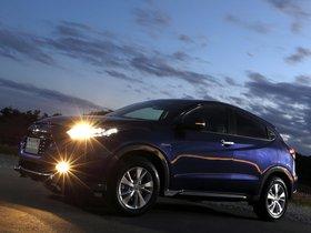 Ver foto 20 de Honda Vezel Hybrid 2013