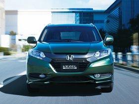 Ver foto 9 de Honda Vezel Hybrid 2013