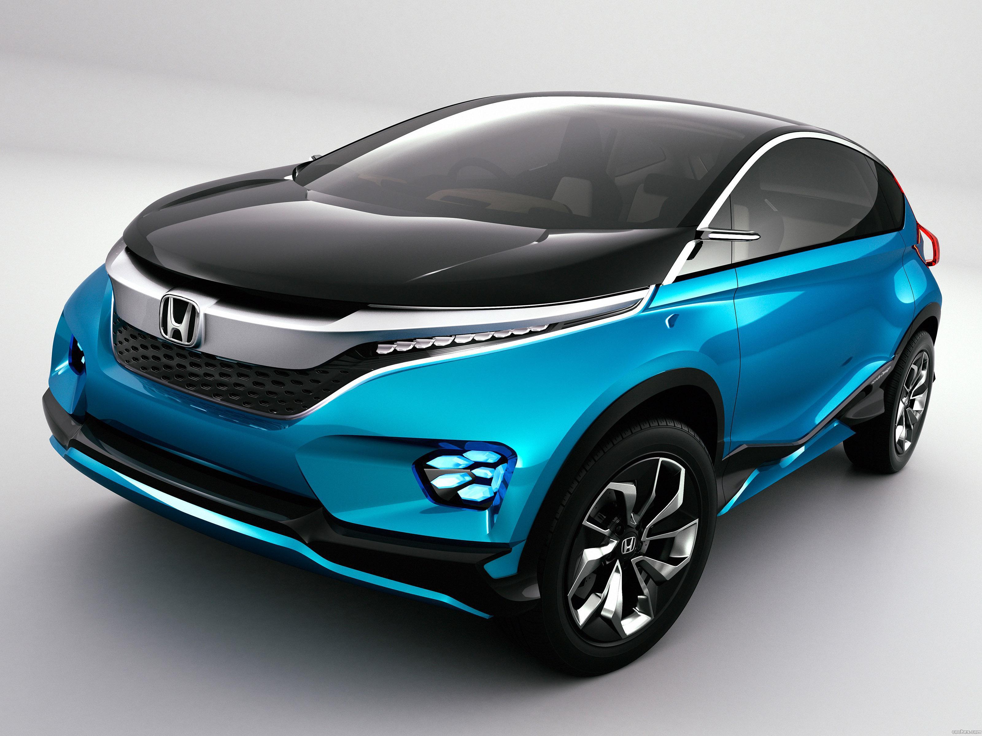 Foto 0 de Honda Vision XS-1 Concept 2014