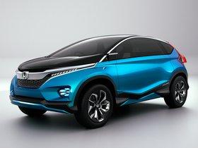 Ver foto 5 de Honda Vision XS-1 Concept 2014