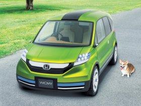 Ver foto 5 de Honda WOW Concept 2005
