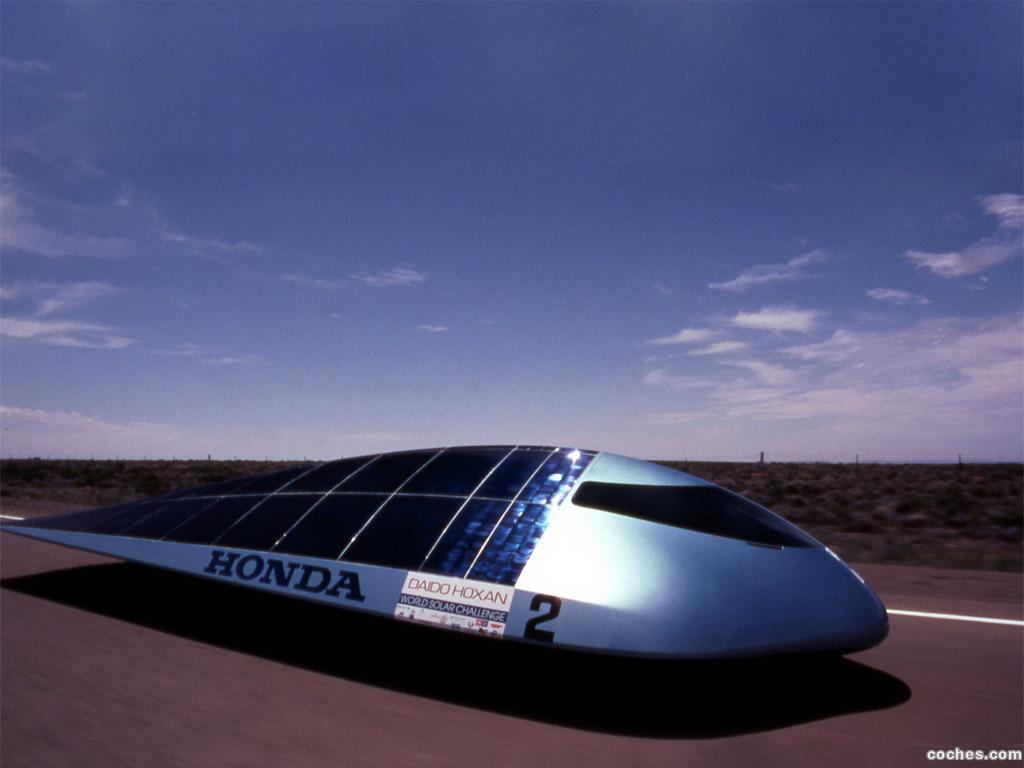 Foto 0 de Honda World Solar Challenge 1993