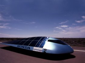 Fotos de Honda World Solar Challenge 1993