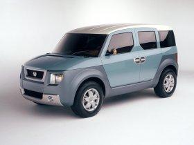 Ver foto 1 de Honda X Concept 2001