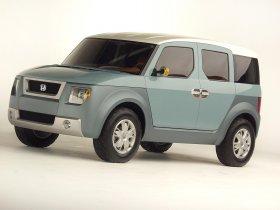 Ver foto 7 de Honda X Concept 2001