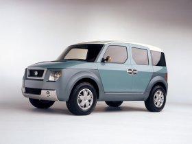 Ver foto 6 de Honda X Concept 2001
