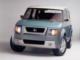 Ver foto 5 de Honda X Concept 2001