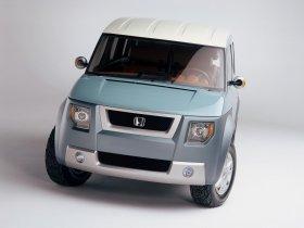 Ver foto 4 de Honda X Concept 2001